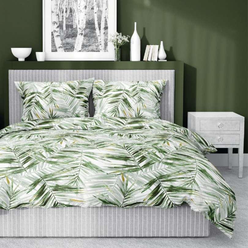 Dekbedovertrekset Palm