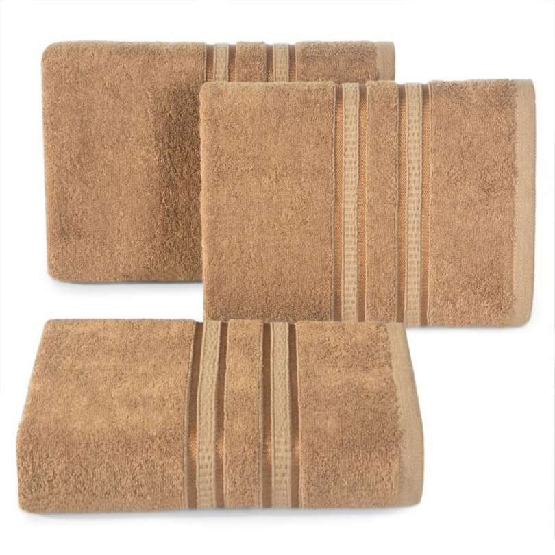 Handdoek luxe camel meerdere maten