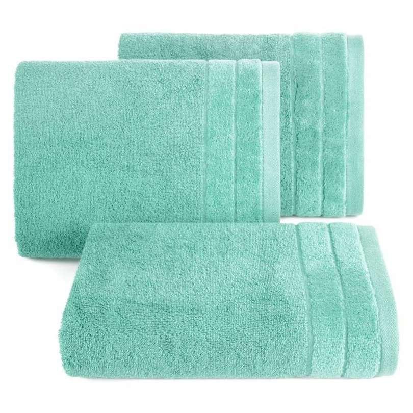 Handdoek luxe mint meerdere maten