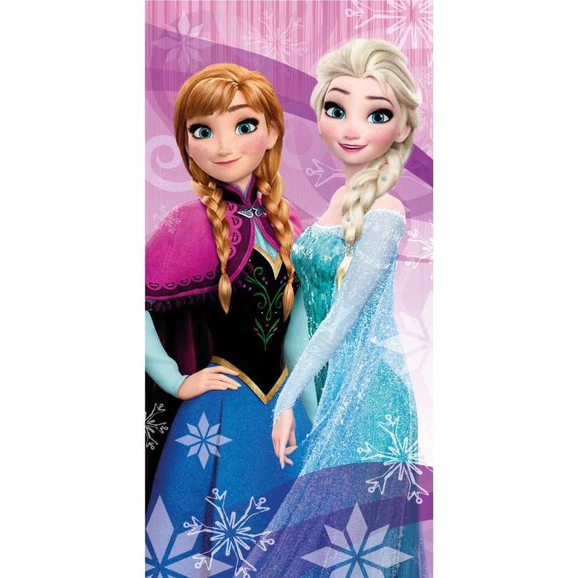 Kinderhanddoek Frozen1 70x140 cm