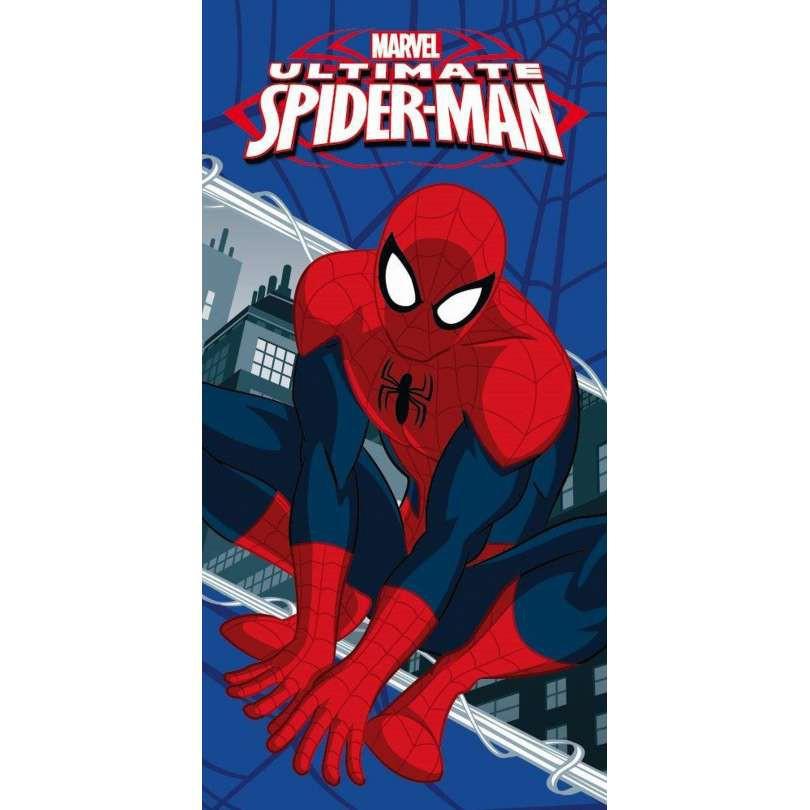 Kinderhanddoek SpiderMan 70x140 cm