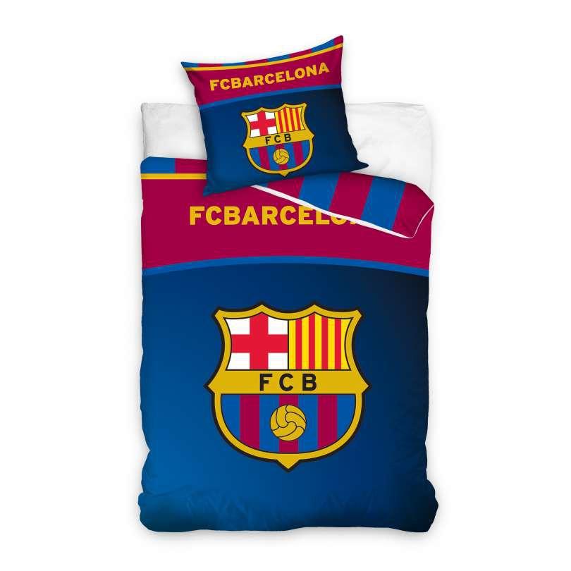 Tienerdekbedovertrek FC Barcelona1 160x200 cm